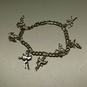 Jewelry - Gold Angel Bracelet